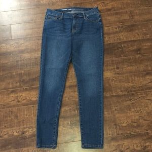 Old navy super skinny jeans size 8
